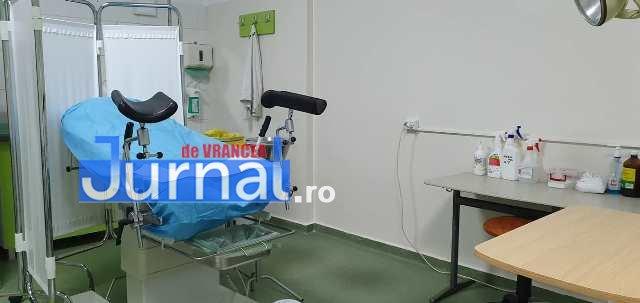 sectie obstretica ginecologie spitalul focsani 9 - FOTO: Secția Obstetrică Ginecologie de la Spitalul Județean a fost modernizată