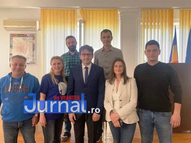 usr focsani - Liviu Macovei ales președinte al USR Focșani