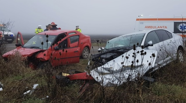 324C5EEF B1C1 4F7D A8A3 0E52802307C0 - ACUM: Bilanț tragic în urma accidentului de la Bordeasca Veche. O femeie a murit, alte trei persoane rănite grav