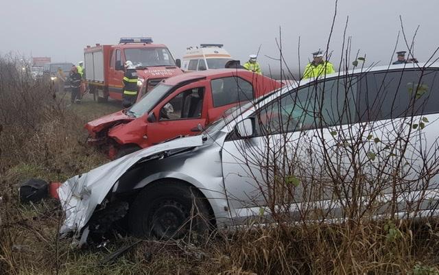 389350C8 B758 441C 806F F9C32463825D - ACUM: Bilanț tragic în urma accidentului de la Bordeasca Veche. O femeie a murit, alte trei persoane rănite grav
