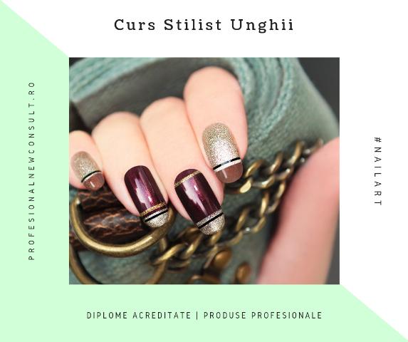 Curs Stilist Protezist de Unghii 4 - ULTIMELE LOCURI pentru Cursul Stilist Unghii