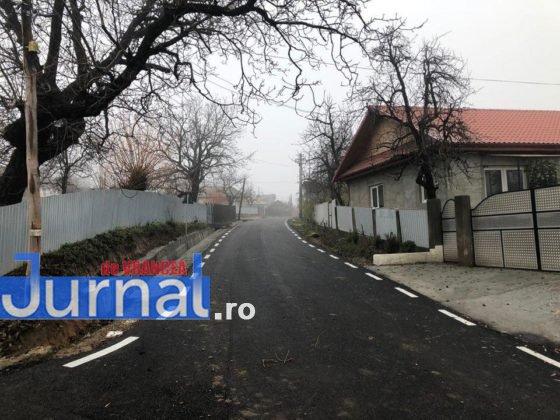 investitii cni drumuri fitionesti1 560x420 - FOTO: Peste 3,7 milioane investiți de CNI în drumurile din comuna Fitionești