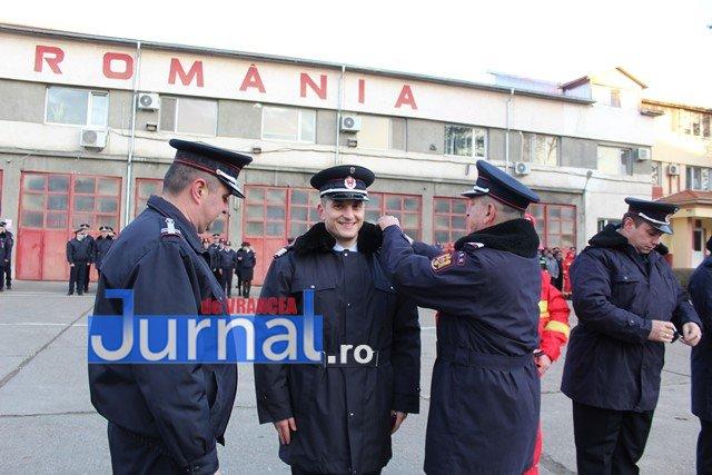 isu vrancea pompieri premiati2 - FOTO: Meritele pompierilor vrânceni apreciate  de Ziua Naţională a României