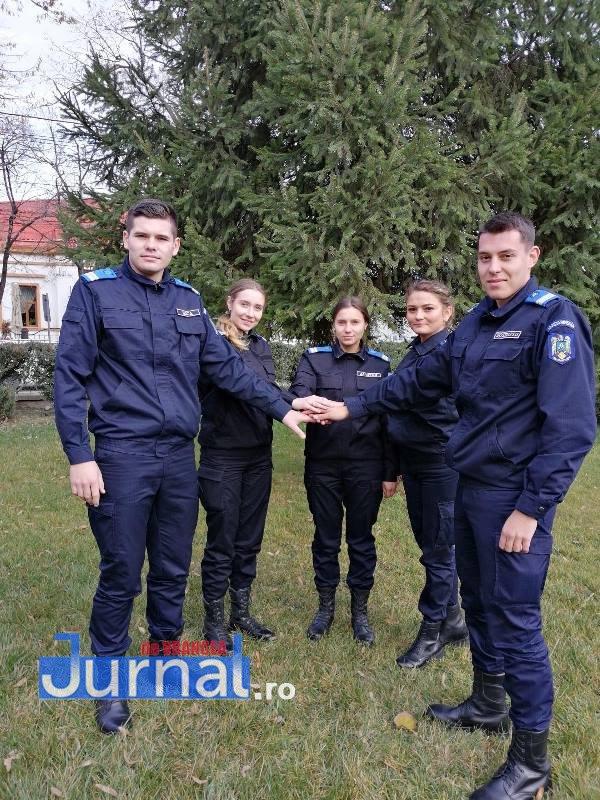 jandarmeria vrancea angajari jandarmi1 - FOTO: Forțe proaspete la Jandarmeria Vrancea