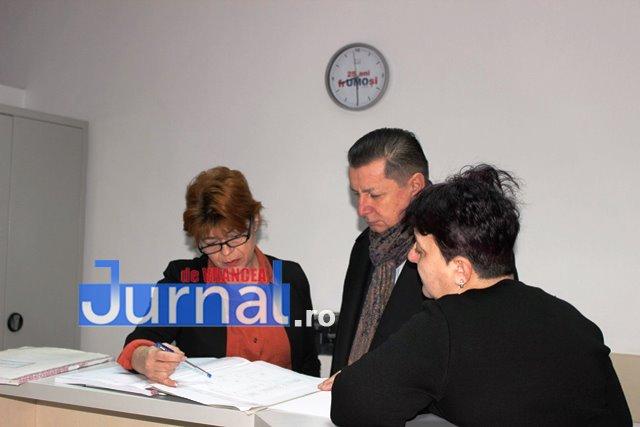 prefectul berbece isj vrancea1 - Vizită neanunțată a prefectului Berbece la Inspectoratul Școlar | Ce a descoperit acolo
