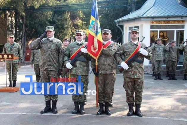schimbare comanda brigada larom 1 630x420 - FOTO: Schimbare de comandă la Brigada 8 LAROM