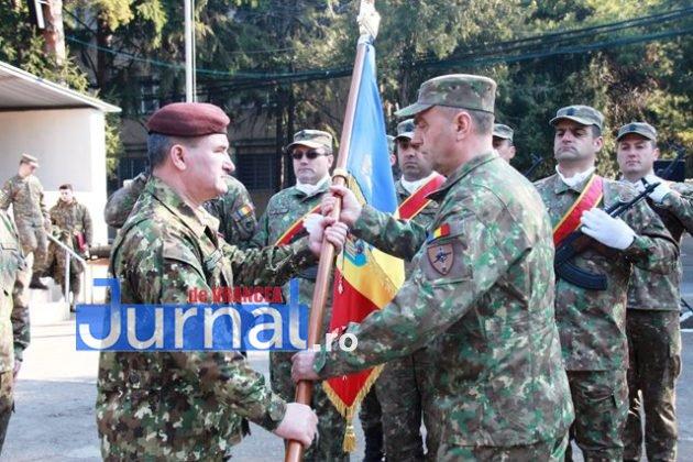 schimbare comanda brigada larom 3 630x420 - FOTO: Schimbare de comandă la Brigada 8 LAROM