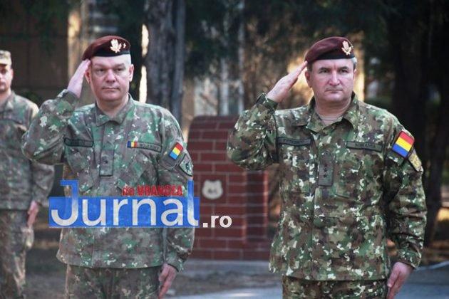 schimbare comanda brigada larom 7 630x420 - FOTO: Schimbare de comandă la Brigada 8 LAROM