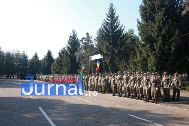 schimbare comanda brigada larom 8 630x420 - FOTO: Schimbare de comandă la Brigada 8 LAROM