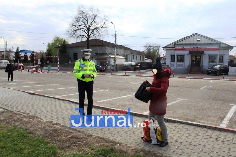actiune ipj stare de urgenta 2 - FOTO: Polițiștii vrânceni au amendat 184 de persoane care nu au respectat prevederile Ordonanței Militare