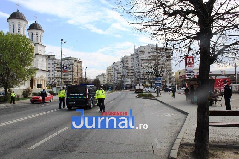 actiune ipj stare de urgenta 3 - FOTO: Polițiștii vrânceni au amendat 184 de persoane care nu au respectat prevederile Ordonanței Militare