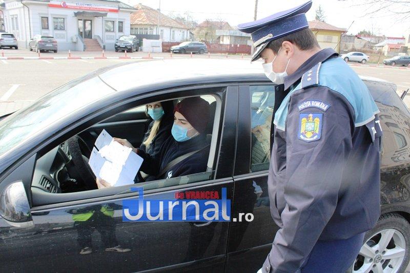 actiune ipj stare de urgenta 5 - FOTO: Polițiștii vrânceni au amendat 184 de persoane care nu au respectat prevederile Ordonanței Militare