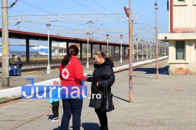 crucea rosie vrancea campanie coronavirus 5 630x420 - FOTO: Crucea Roșie Vrancea a demarat o campanie de informare a populației  pentru prevenirea infectării cu Coronavirus