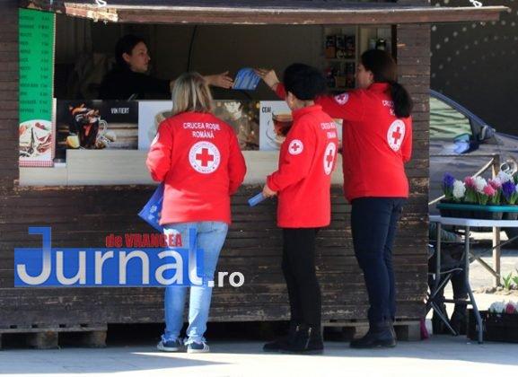 crucea rosie vrancea campanie coronavirus 6 577x420 - FOTO: Crucea Roșie Vrancea a demarat o campanie de informare a populației  pentru prevenirea infectării cu Coronavirus