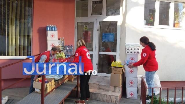 crucea rosie vrancea campanie coronavirus 7 - FOTO: Crucea Roșie Vrancea a demarat o campanie de informare a populației  pentru prevenirea infectării cu Coronavirus