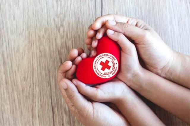 crucea rosie vrancea masuri coronavirus 6 - FOTO: Crucea Roșie Vrancea, misiuni pentru limitarea răspândirii COVID-19, în Vrancea