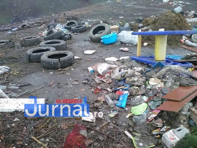 gunoaie slobozia bradului 2 - FOTO: Amendă de 100.000 de lei pentru gunoaiele de la Slobozia Bradului