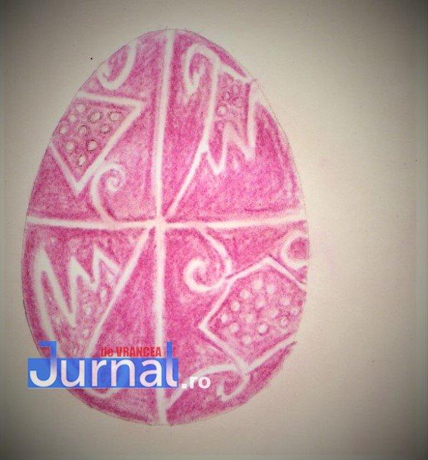 oua paste soveja 11 - Arta încondeierii ouălor de Paște, dezvăluită de un profesor, prin ochii unui artist popular din Soveja