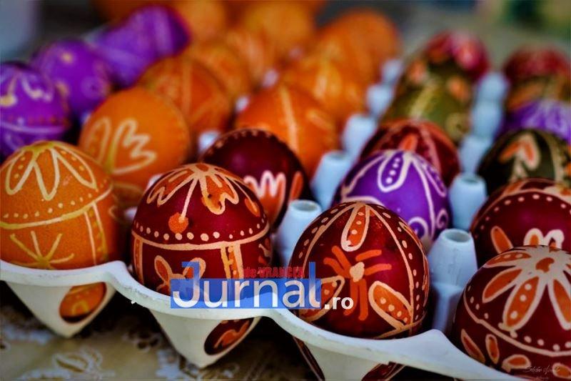 oua paste soveja 9 - Arta încondeierii ouălor de Paște, dezvăluită de un profesor, prin ochii unui artist popular din Soveja