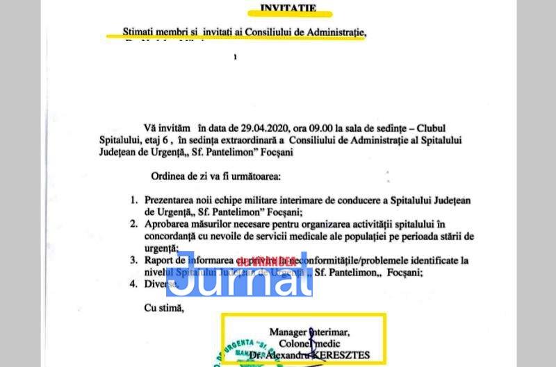 """convocator 2 - Persoanele asimptomatice confirmate cu COVID-19 vor fi """"internate"""" la hotelul unde până acum erau cazate persoanele în carantină"""