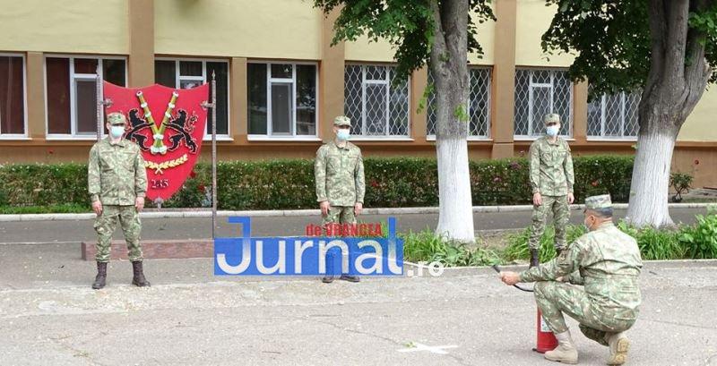 recruti brigada 3 - GALERIE FOTO: Recruții au început instrucția la Brigada 282