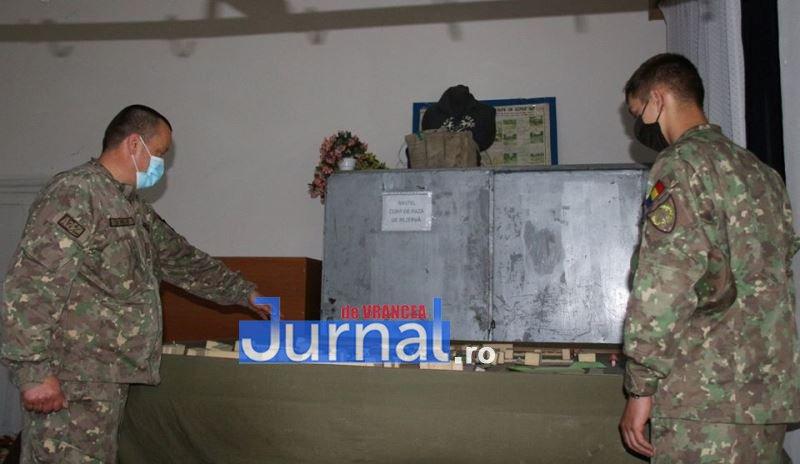 recruti brigada 5 - GALERIE FOTO: Recruții au început instrucția la Brigada 282