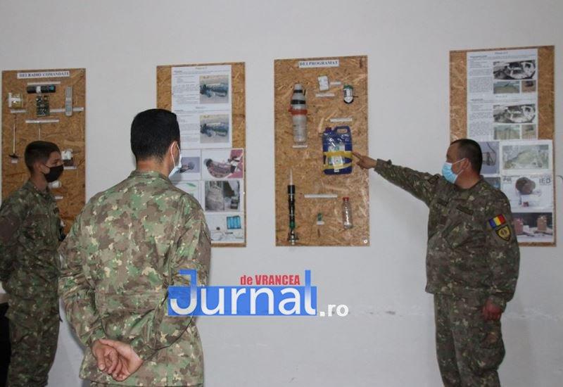recruti brigada 6 - GALERIE FOTO: Recruții au început instrucția la Brigada 282
