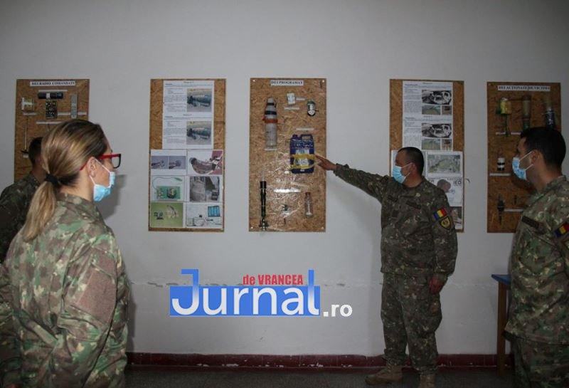recruti brigada 7 - GALERIE FOTO: Recruții au început instrucția la Brigada 282