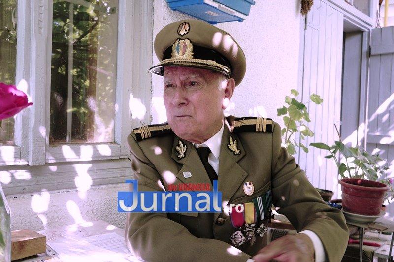 """col Durnescu 30 - VIDEO: Amintirile unui veteran de război. Colonelul (rtr) Ion Durnescu: """"Aș vrea să mai trăiesc ca să văd iarăși o Românie adevărată!"""""""