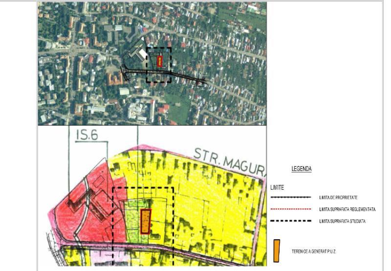puz al golescu - Pe aici nu se construiește! Două străzi din Focșani nu vor avea blocuri