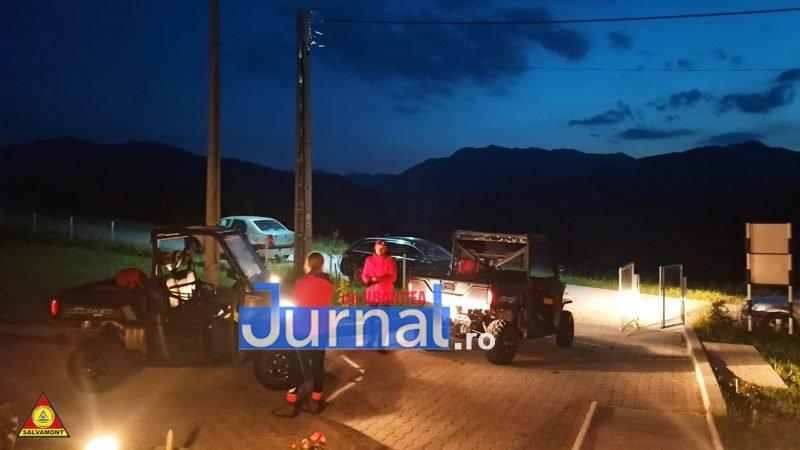 salvamont 1 1 e1593230304963 - Doi turiști rătăciți în Munții Vrancei au fost căutați toată noaptea de echipele SALVAMONT