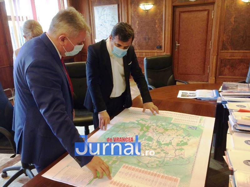 HArta AUTOSTRADA 2 - Cu un ministru liberal al Lucrărilor Publice în Guvernul României, este timpul ca Vrancea să se dezvolte!