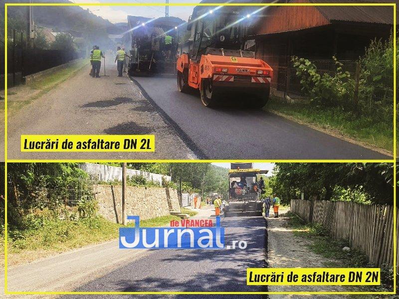 Lucrari Asfaltare DN2L DN2N copy - Cu un ministru liberal al Lucrărilor Publice în Guvernul României, este timpul ca Vrancea să se dezvolte!