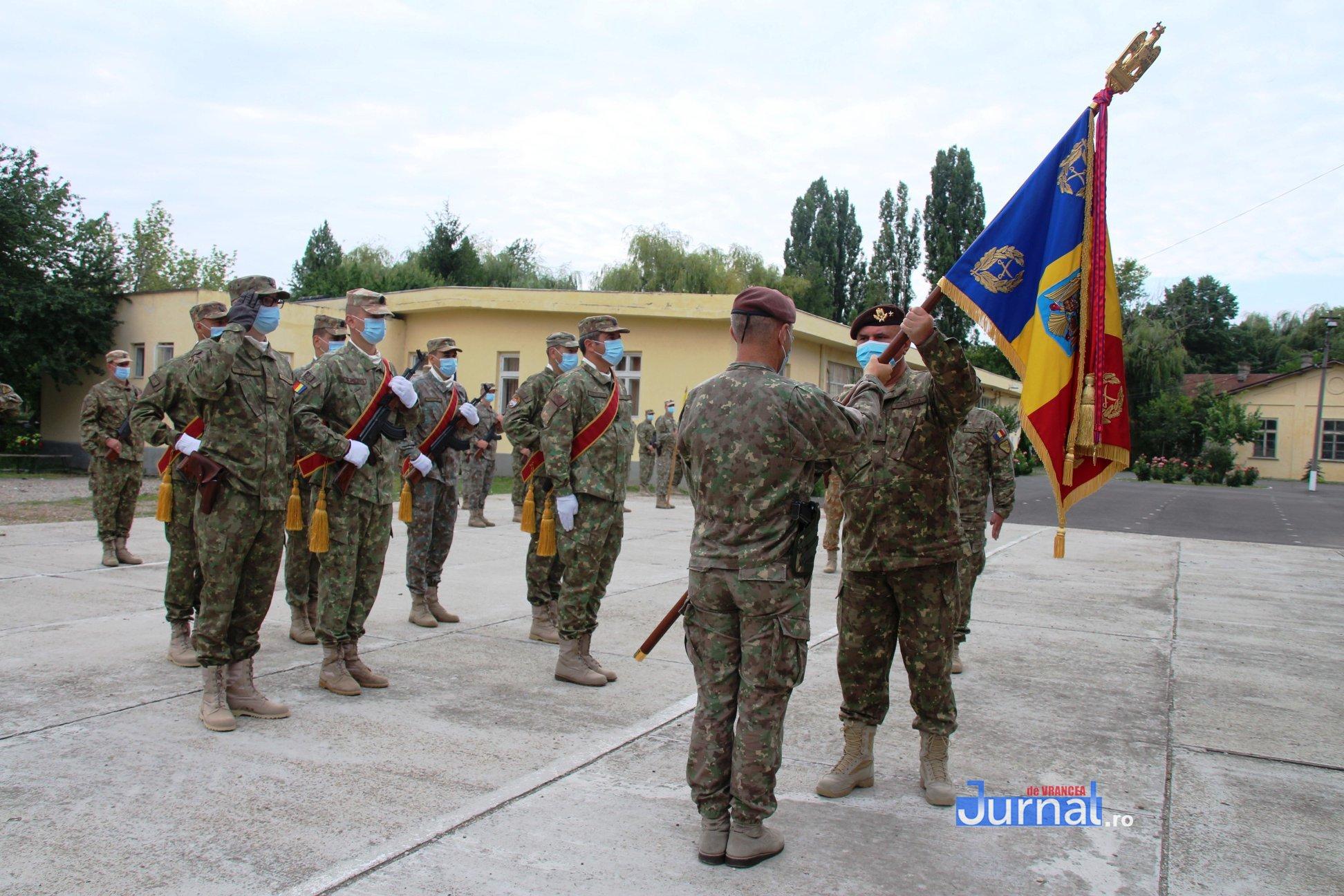 """batalionul putna 2 - Schimbare de comandă în cadrul Batalionului 469 Sprijin Logistic """"Putna"""""""