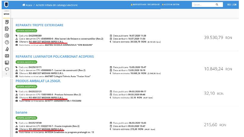 licitatie firma scoala basgan focsani - Lucrările de la Școala 2, de la peste 6 milioane de lei bani europeni la un contract de 4,4. Cât a dat școala de la buget pentru reabilitarea completă