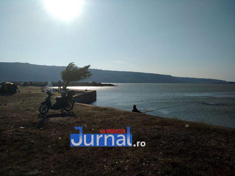 controale gm 2 - Controale pe aval și amonte de barajele Călimănești și Ciușlea. Două persoane amendate de Garda de Mediu