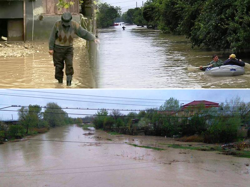 inundatii Milcovul 2005 si 2014 - Guvernul Orban alocă peste 50 de milioane de lei pentru amenajarea râului Milcov. Lucrările sunt necesare pentru prevenirea inundațiilor din comunele Golești, Milcovul și Răstoaca