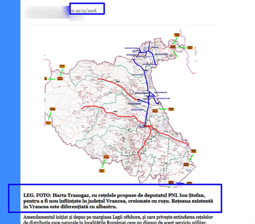 retea gaze in vrancea - Rețeaua de gaze care va traversa Vrancea declarată proiect de importanță națională în domeniul gazelor naturale