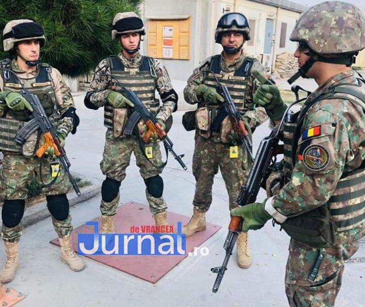 bg larom 2 - FOTO! Militarii Brigăzii 8 LAROM din Focșani - misiuni îndeplinite cu succes în Afganistan