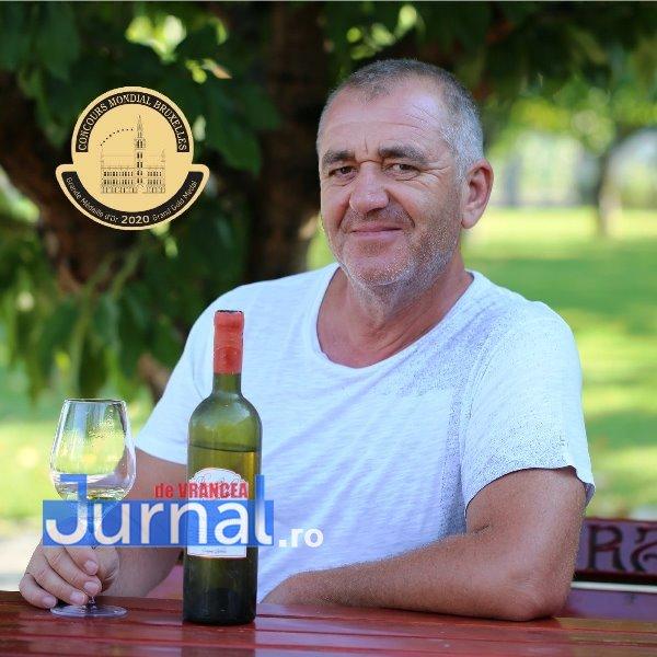 crama girboiu - Medalie de aur internațională pentru un vin produs de Crama Gîrboiu
