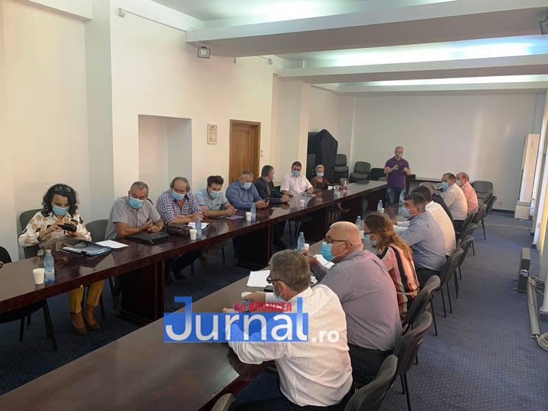 intalnire ANCPI focsani - Primarii din Vrancea, întâlnire la Focșani cu șeful Agenției Naționale de Cadastru și Publicitate Imobiliară