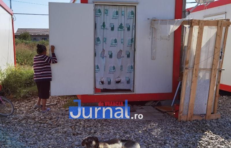 module 3 - Condiții insalubre pentru oamenii fără adăpost cazați în modulele din strada Tisei! Ce au găsit acolo medicii DSP