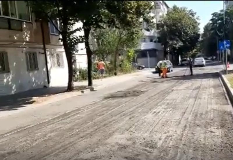 """strazi 3 - Lucrări de mântuială pe străzile din Focșani! Ion Ștefan: """"Eu le-am spus să nu-și mai bată joc de focșăneni!"""""""