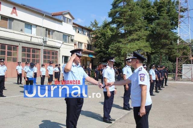 ziua pompierilor din romania 3 - FOTO: Ziua Pompierilor din România marcată la I.S.U. Vrancea cu avansări grad, diplome de merit şi emblema de onoare a I.G.S.U.