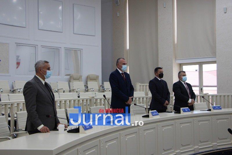 CL Focsani 2 - La o lună după alegeri, Consiliul Local Focșani e complet. Toți aleșii au depus jurământul