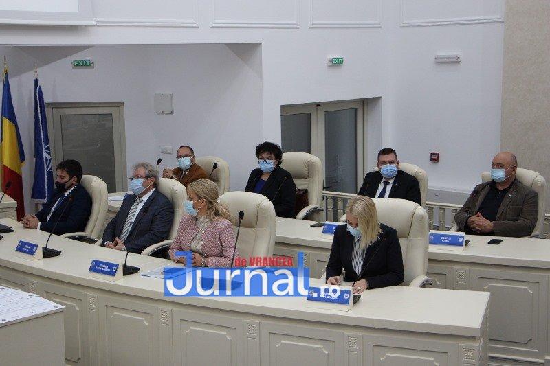 CL Focsani 3 - La o lună după alegeri, Consiliul Local Focșani e complet. Toți aleșii au depus jurământul