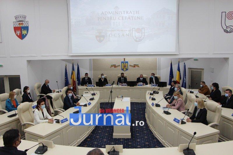 CL Focsani 4 - La o lună după alegeri, Consiliul Local Focșani e complet. Toți aleșii au depus jurământul
