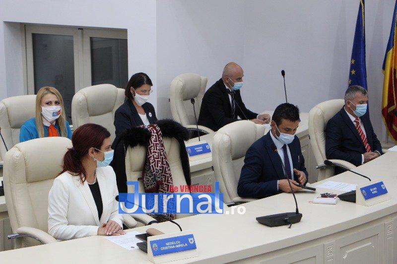 CL Focsani 5 - La o lună după alegeri, Consiliul Local Focșani e complet. Toți aleșii au depus jurământul