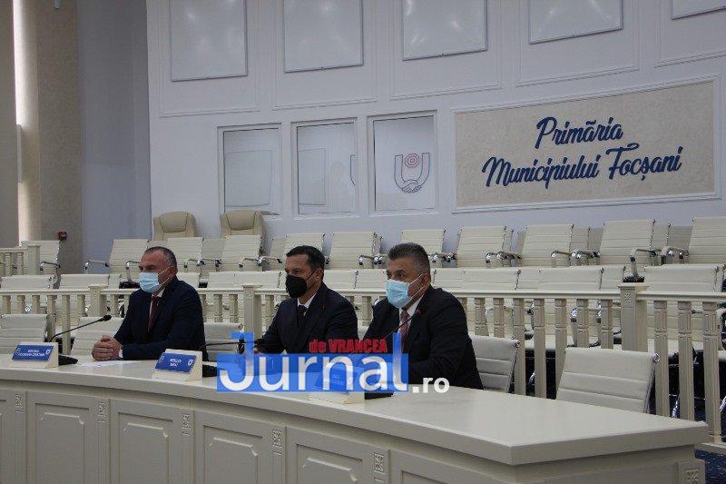 CL Focsani 6 - La o lună după alegeri, Consiliul Local Focșani e complet. Toți aleșii au depus jurământul