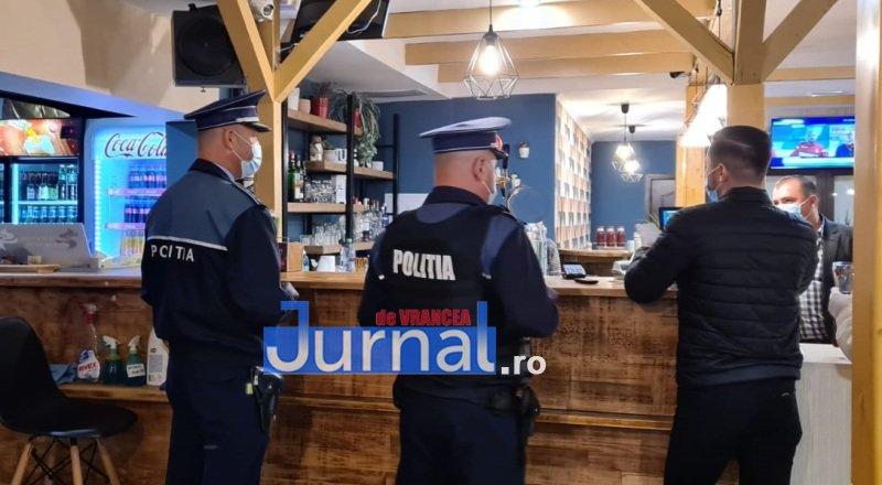 actiune 24oct 7 - Distracție întreruptă de polițiști. O petrecere la Lepșa și o cununie civilă la un restaurant din Focșani s-au finalizat azi noapte cu dosare penale, amenzi și legitimări